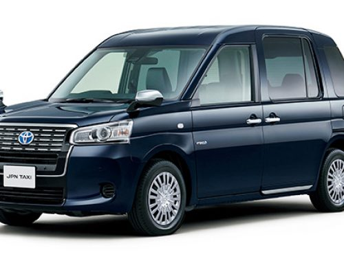 2020年 東京の景色が一変する!? 1/3が新型タクシーに