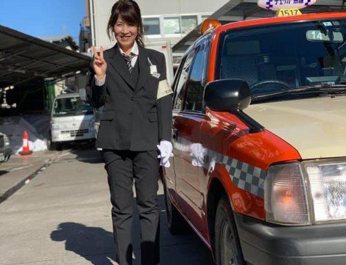 新たに女性ドライバーさんが1人増えました!朝から夕方までの日勤さんです。