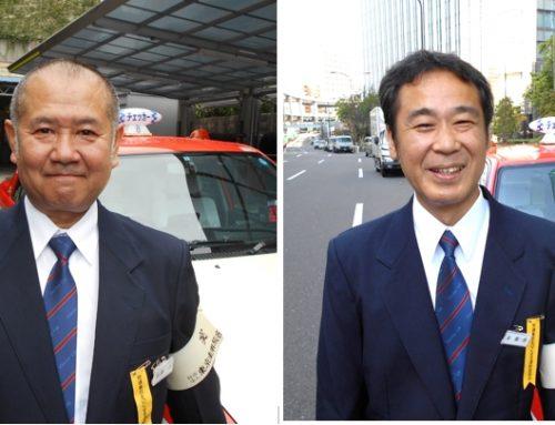 平成27年8月に2名の新人乗務員が誕生!