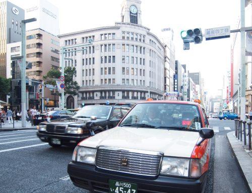 大手タクシー会社の特徴・メリットとは