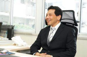 代表取締役社長 武山 裕志