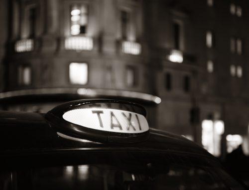 タクシードライバーがとくに注意すべき交通違反とは