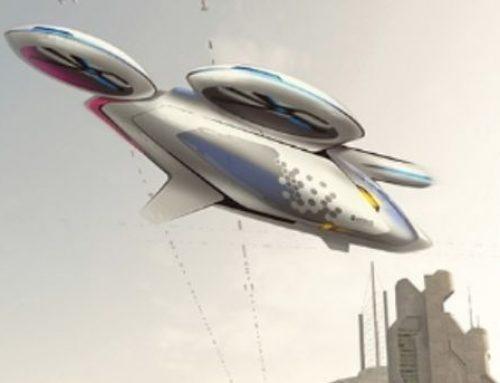 空飛ぶタクシー Airbus社が開発予定