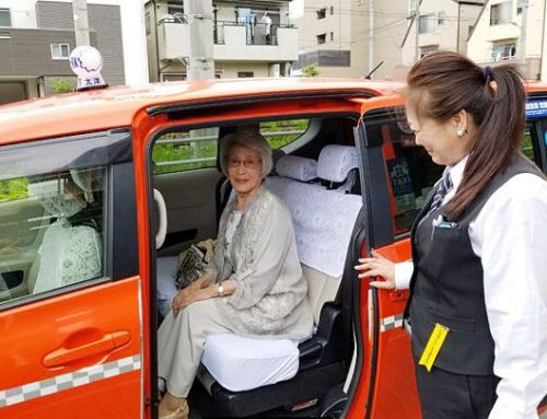 これからのタクシーサービスに求められるのは付加価値の向上!?