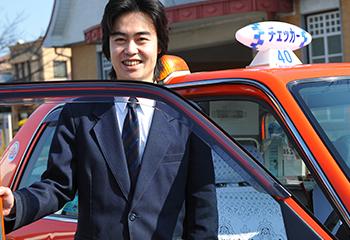 タクシードライバーインタビュー