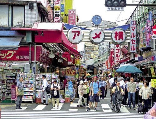 2015年の訪日外国人旅行者数は1973万7千人(前年比47.1%増)