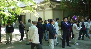 2008年度旅行 青森、岩手県方面(その1)