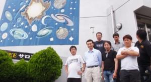 天体観測部 伊豆高原 (1)