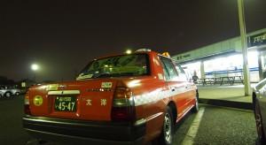 22:00 第三京浜にて都内へ戻る