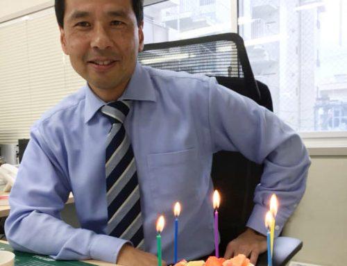 11月19日は太洋モータース代表の武山社長の誕生日!