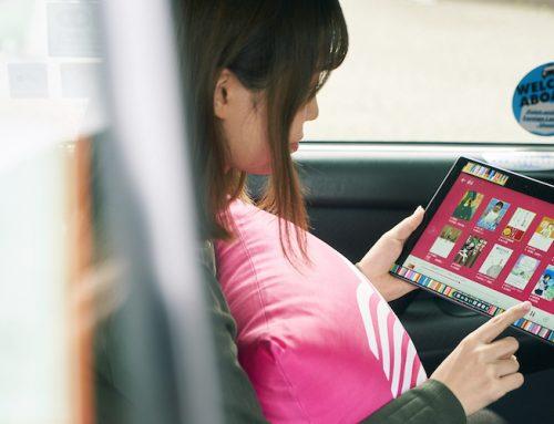 タクシーは「移動」から「体験」へ 車中で最高の読書体験を提供する「オーディオブックタクシー」