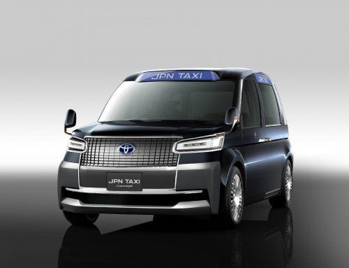 トヨタ「おもてなし精神で創った次世代タクシー」