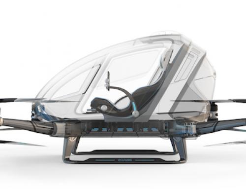 ドバイで空飛ぶタクシーが実用化か?